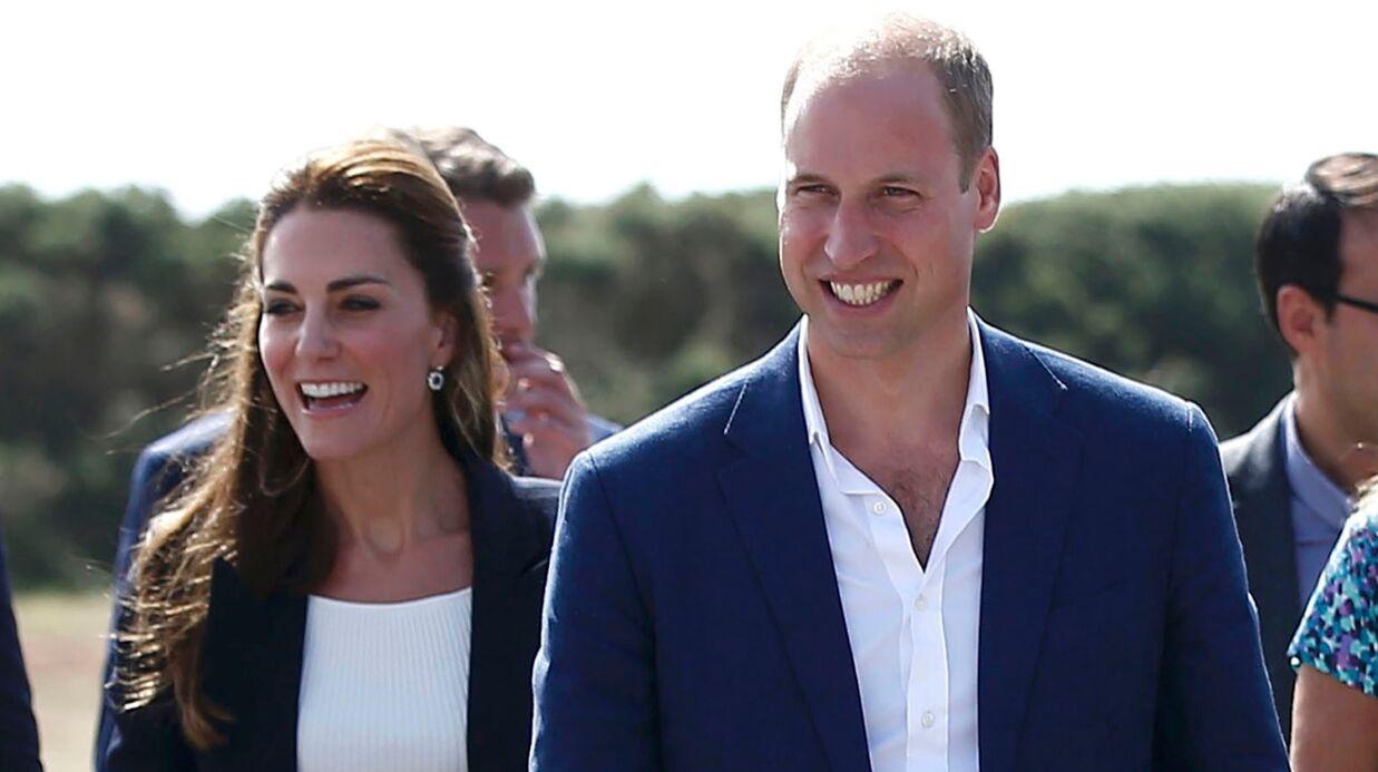 Kate Middleton et William: découvrez leur impressionnant cortège pour leur voyage au Canada