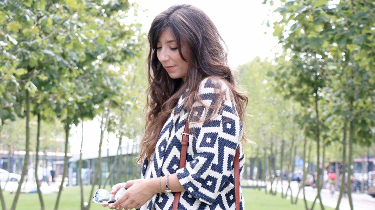 Le shopping de Marieluvpink: la veste automnale qu'il vous faut