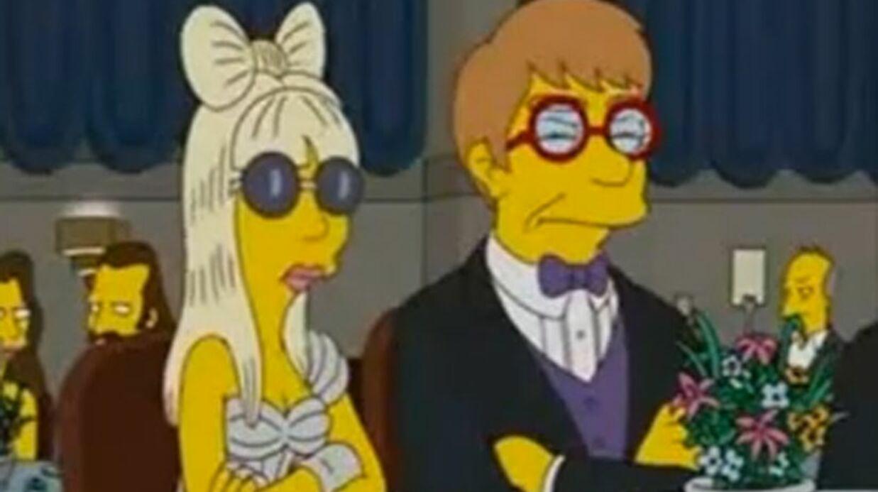 Lady Gaga jouera dans un épisode des Simpson