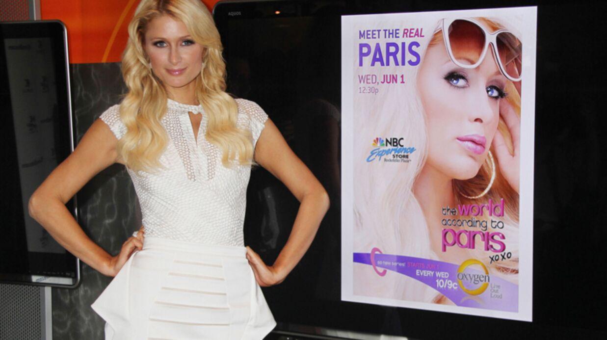 Paris Hilton est gros