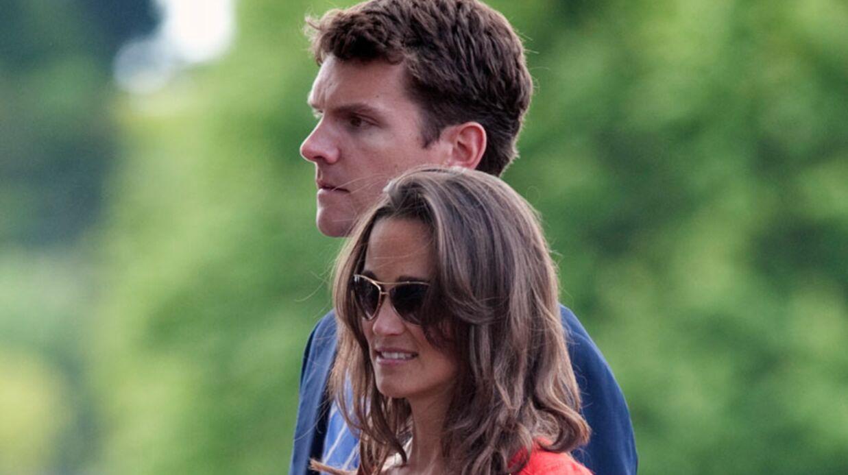 Pippa Middleton emménage chez son mec, Alex Loudon