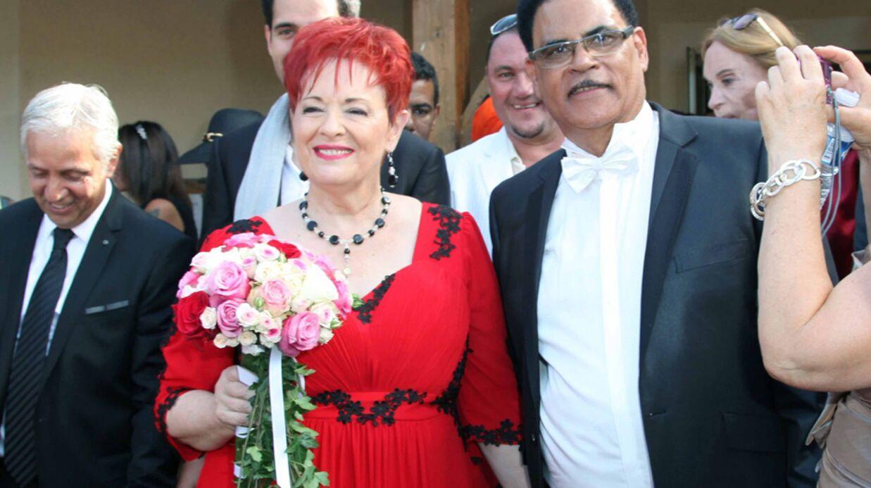 DIAPO Fabienne Thibeault s'est mariée avec Christian, l'ancien régisseur de la Compagnie Créole!