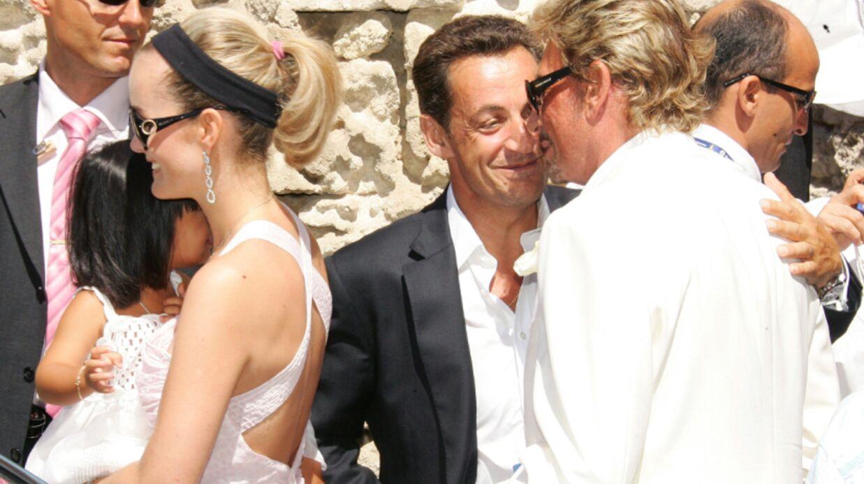 Johnny Hallyday abandonne Nicolas Sarkozy