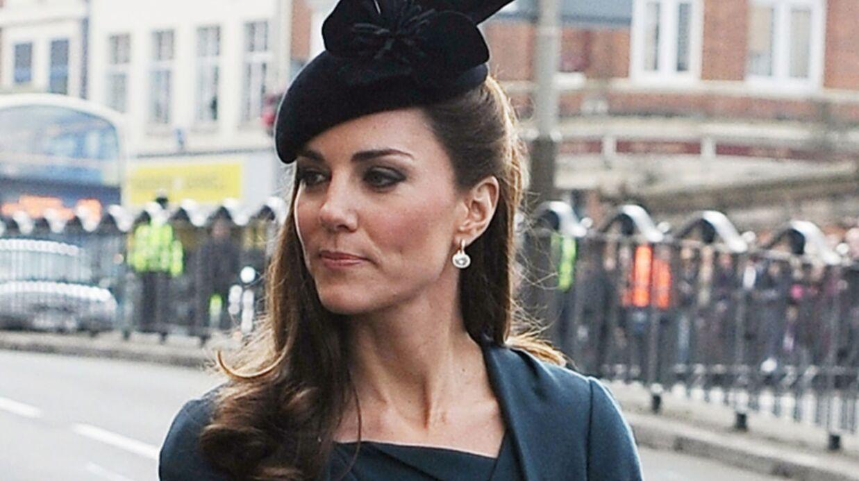 Kate Middleton: Pippa lui a fait une mauvaise blague