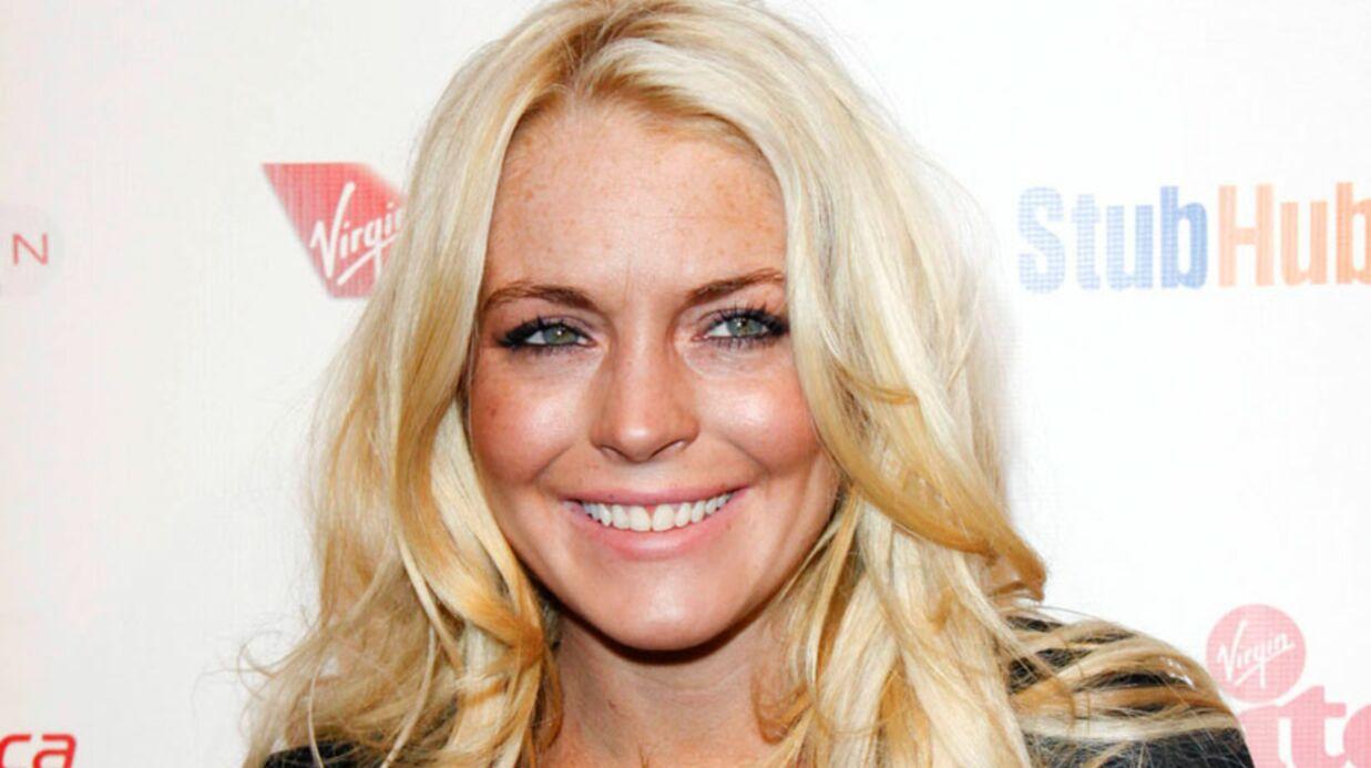 Lindsay Lohan jouera bien Liz Taylor à l'écran