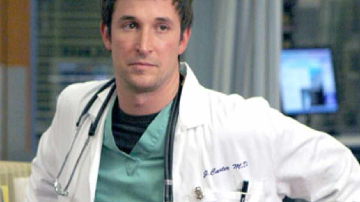 Noah Wyle (Dr Carter Urgences) arrêté à Washington DC