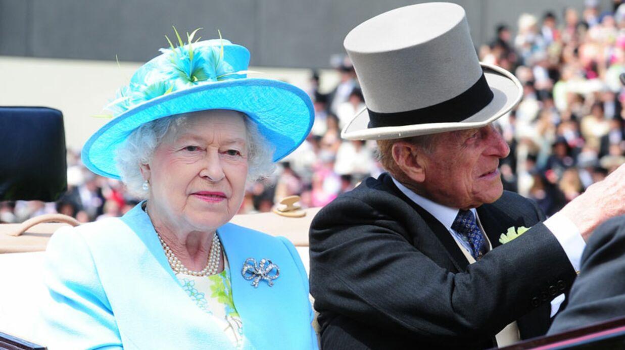 Elizabeth II: le prince Philip opéré en urgence