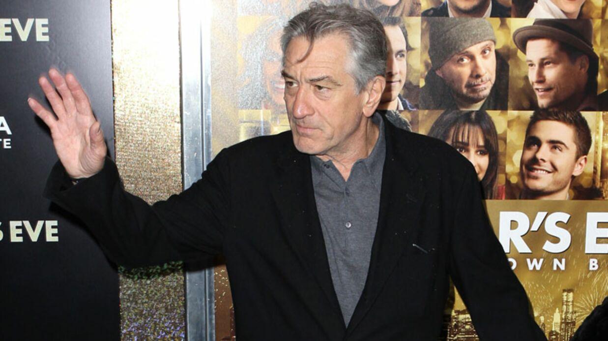 Robert De Niro: papa d'une petite fille!