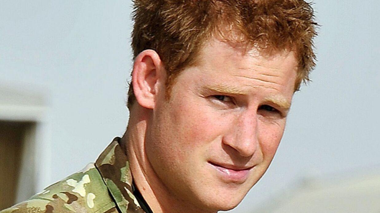 Prince Harry a tué un homme sur le front afghan