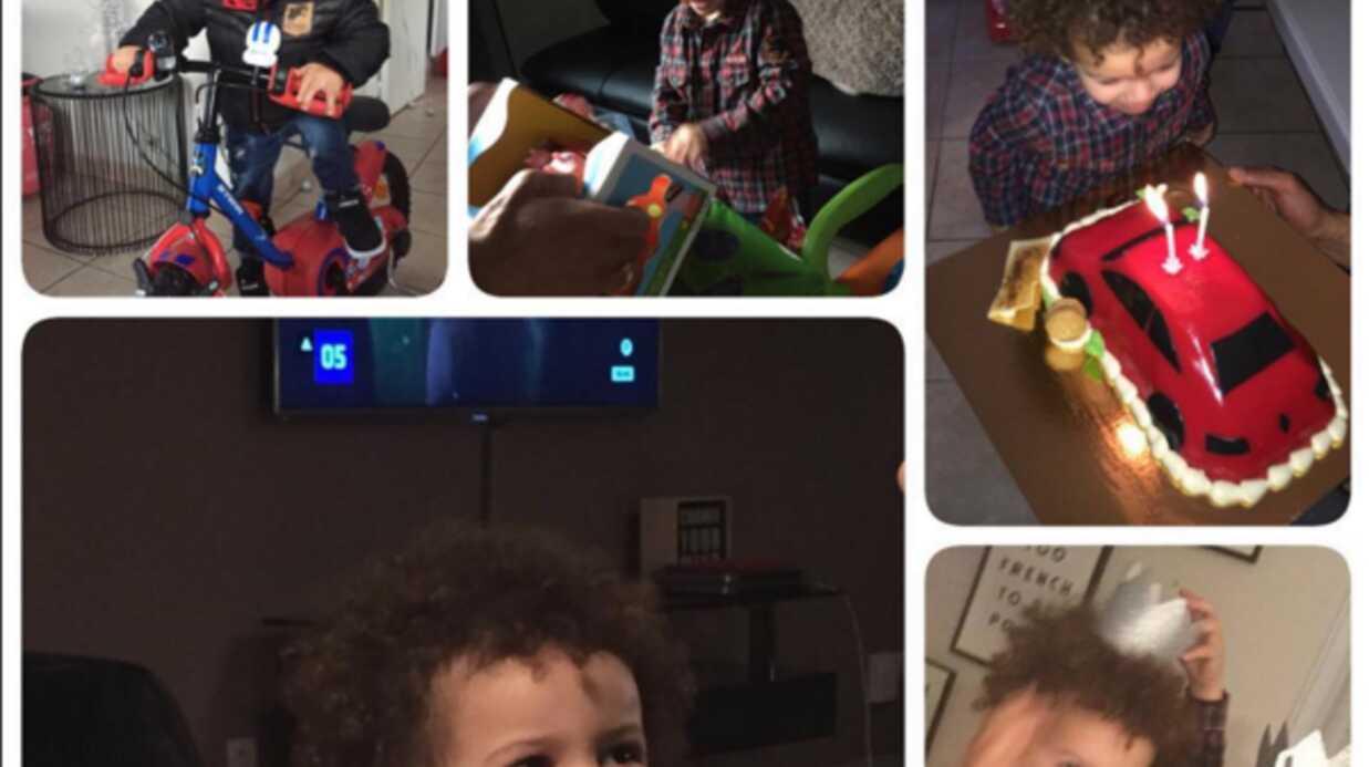 PHOTOS Rachel Legrain-Trapani: pour les deux ans de son fils, elle organise une belle fête