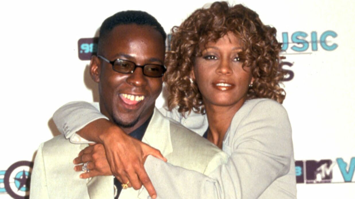 Bobby Brown préparerait un livre choc sur Whitney Houston