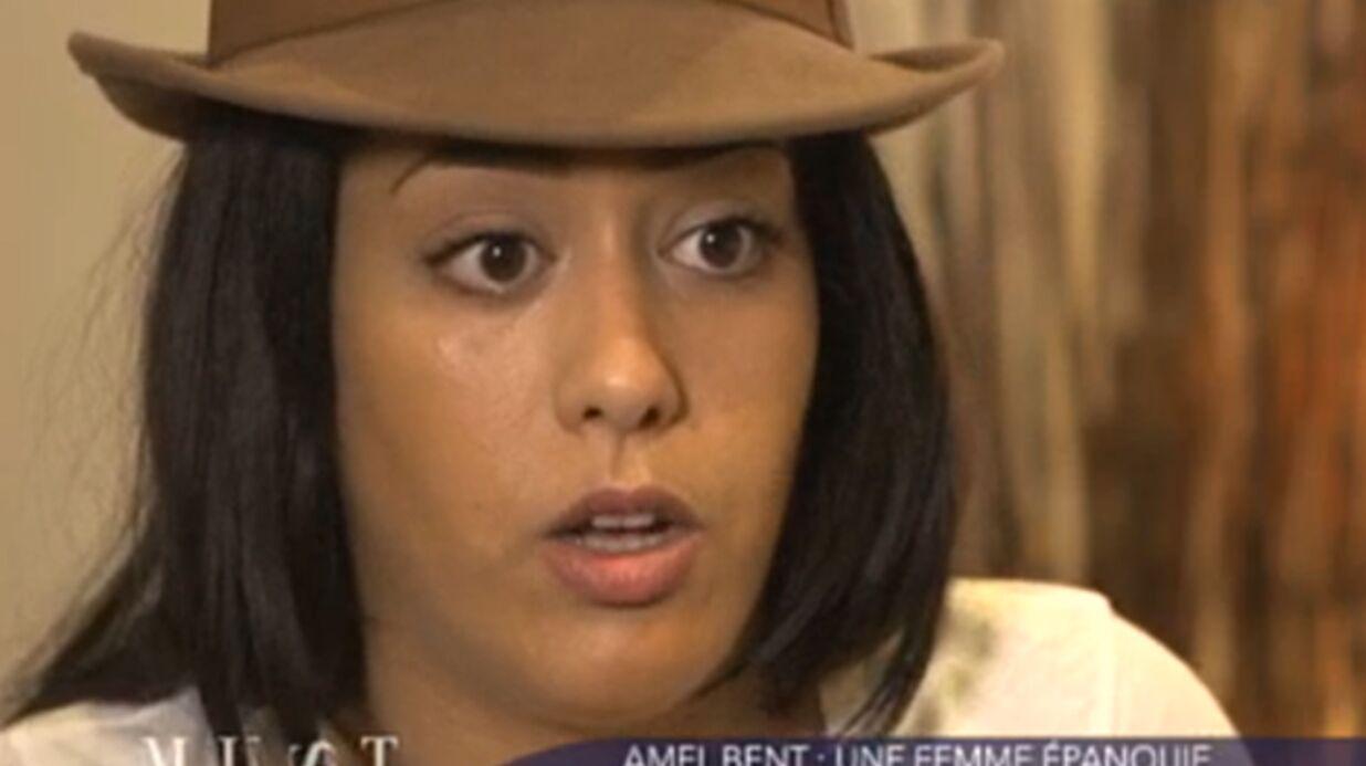 Amel Bent répond à ceux qui l'ont attaquée sur son poids
