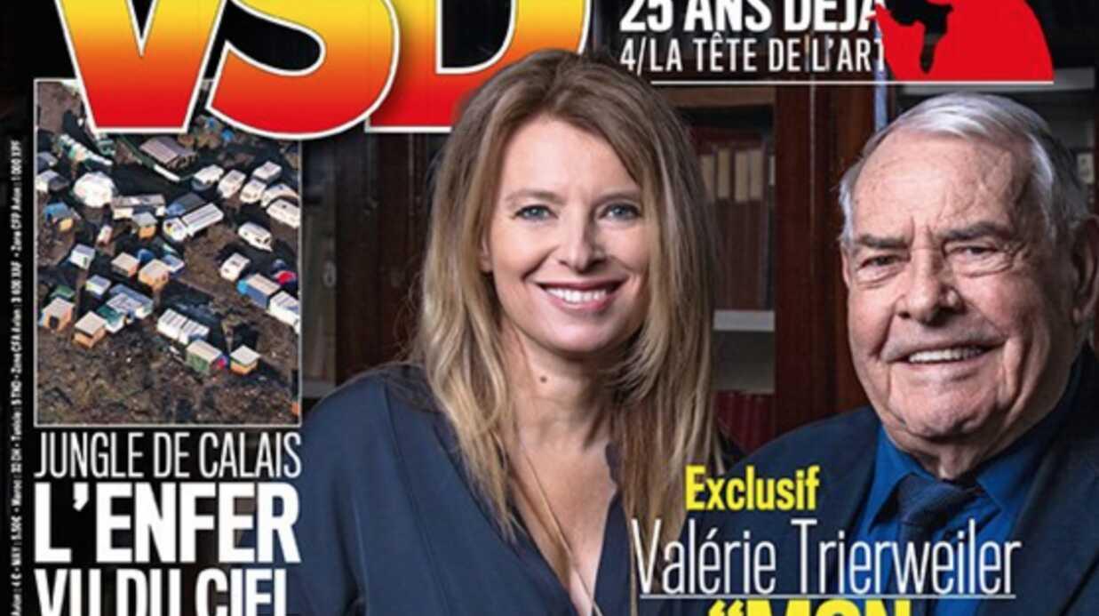 PHOTO Découvrez le tout nouveau look de Valérie Trierweiler:  ça change!