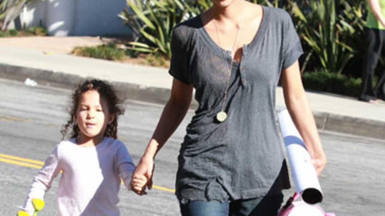 Halle Berry: sa nounou a été agressée par son ex