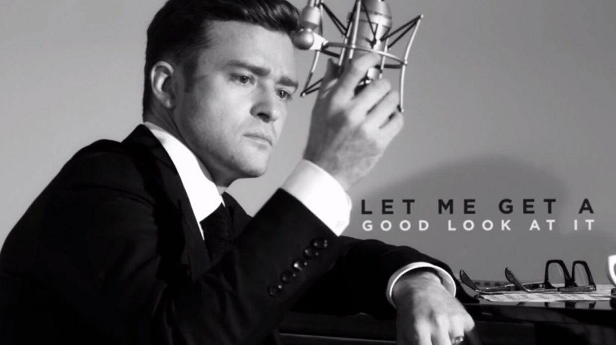 VIDEO Justin Timberlake dévoile le premier clip de Suit & Tie