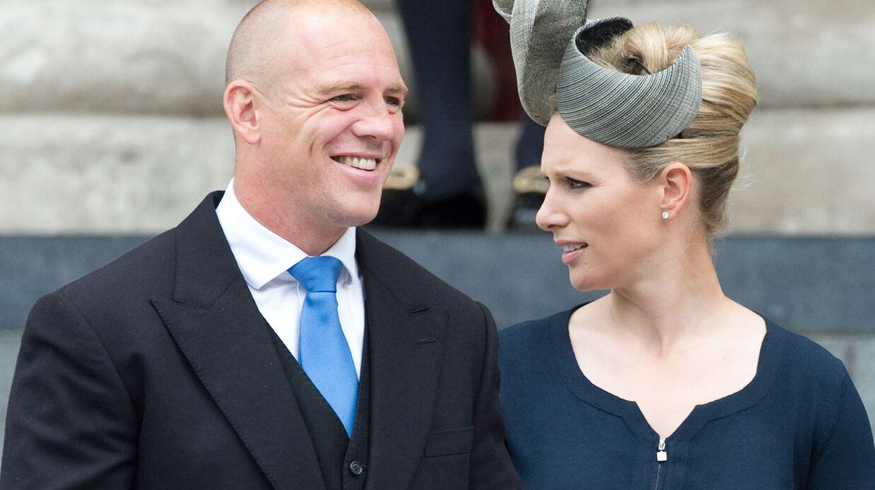 Découvrez le prénom du bébé de Zara Phillips, la cousine du prince William