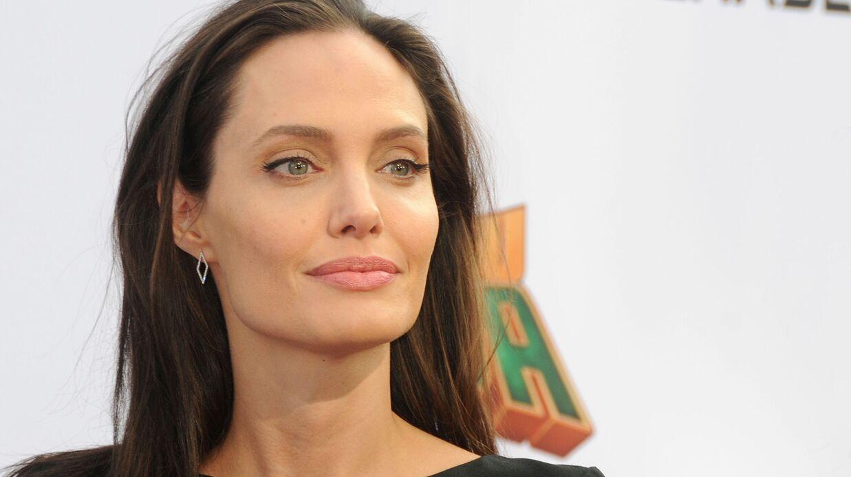 Angelina Jolie devient l'égérie du nouveau parfum féminin Guerlain