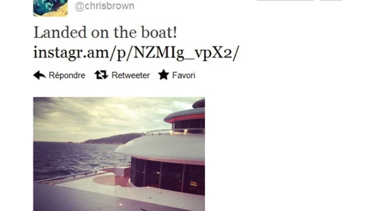 Rihanna et Chris Brown se sont-ils vus à Saint-Tropez?