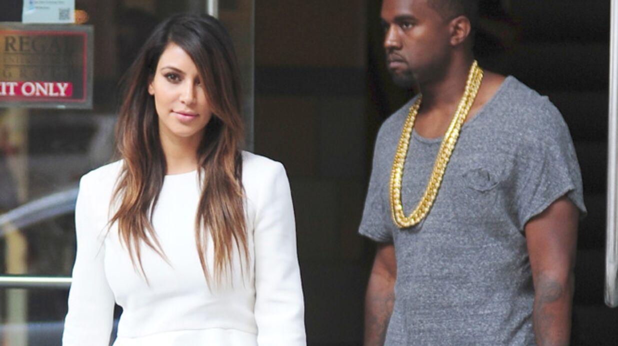 Kanye West et Kim Kardashian s'offrent des cuvettes en plaqué or pour leurs WC