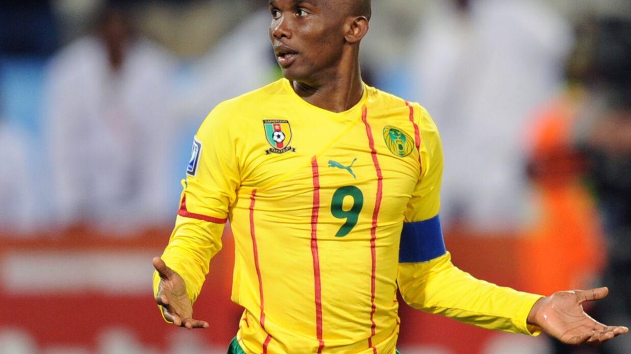 Le footballeur Samuel Eto'o accusé de «publications obscènes» par une hôtesse de l'air