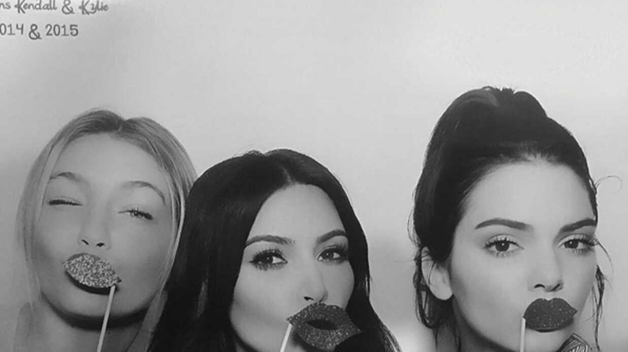 VIDEO La fête décadente des sœurs Kardashian-Jenner pour l'obtention de leurs diplômes