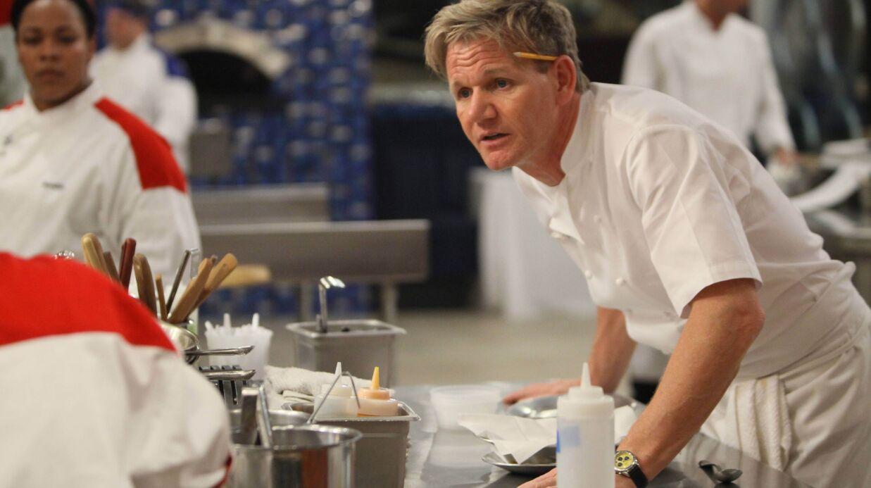 Gordon ramsay arr te cauche mar en cuisine voici - Cauchemar en cuisine ramsay ...