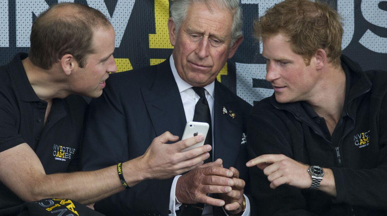 Le prince Charles paie pour le train de vie de ses fils, et ça lui coûte des millions!