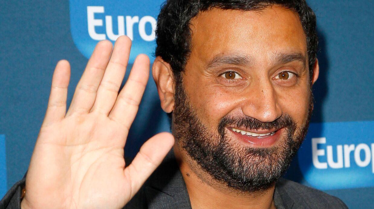 Cyril Hanouna élu animateur préféré des Français pour la troisième année consécutive