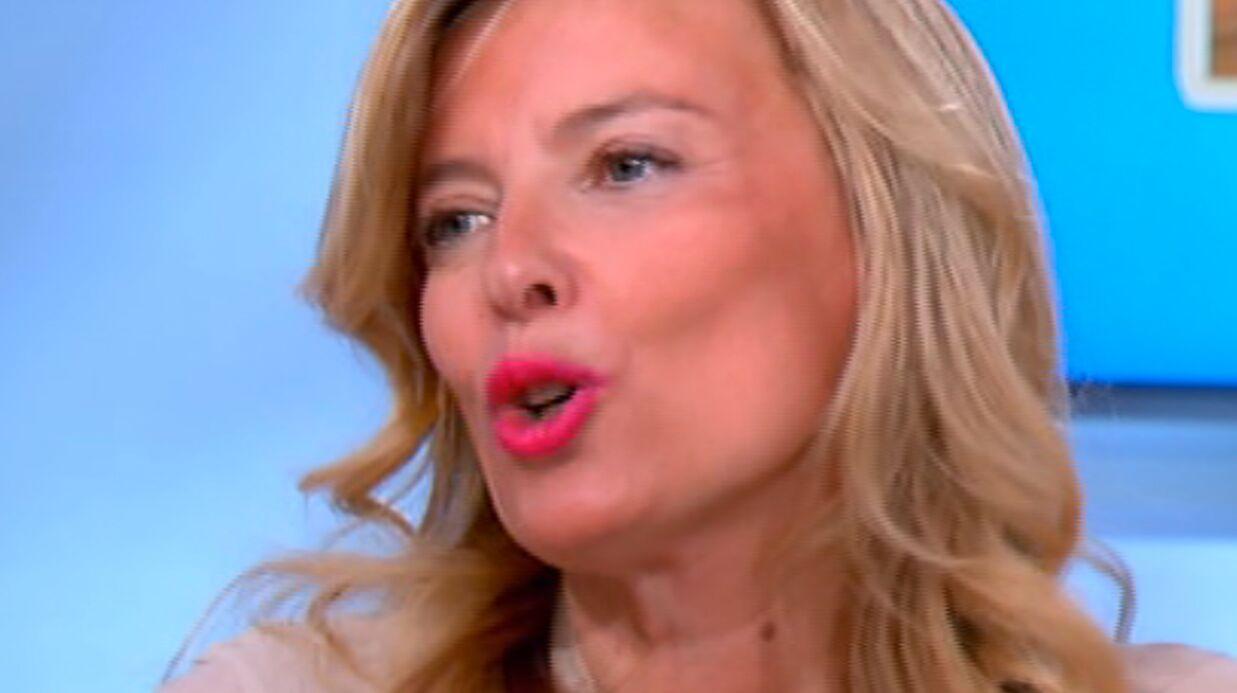 A bout de nerfs, Valérie Trierweiler souhaite qu'on arrête de lui parler de son passé