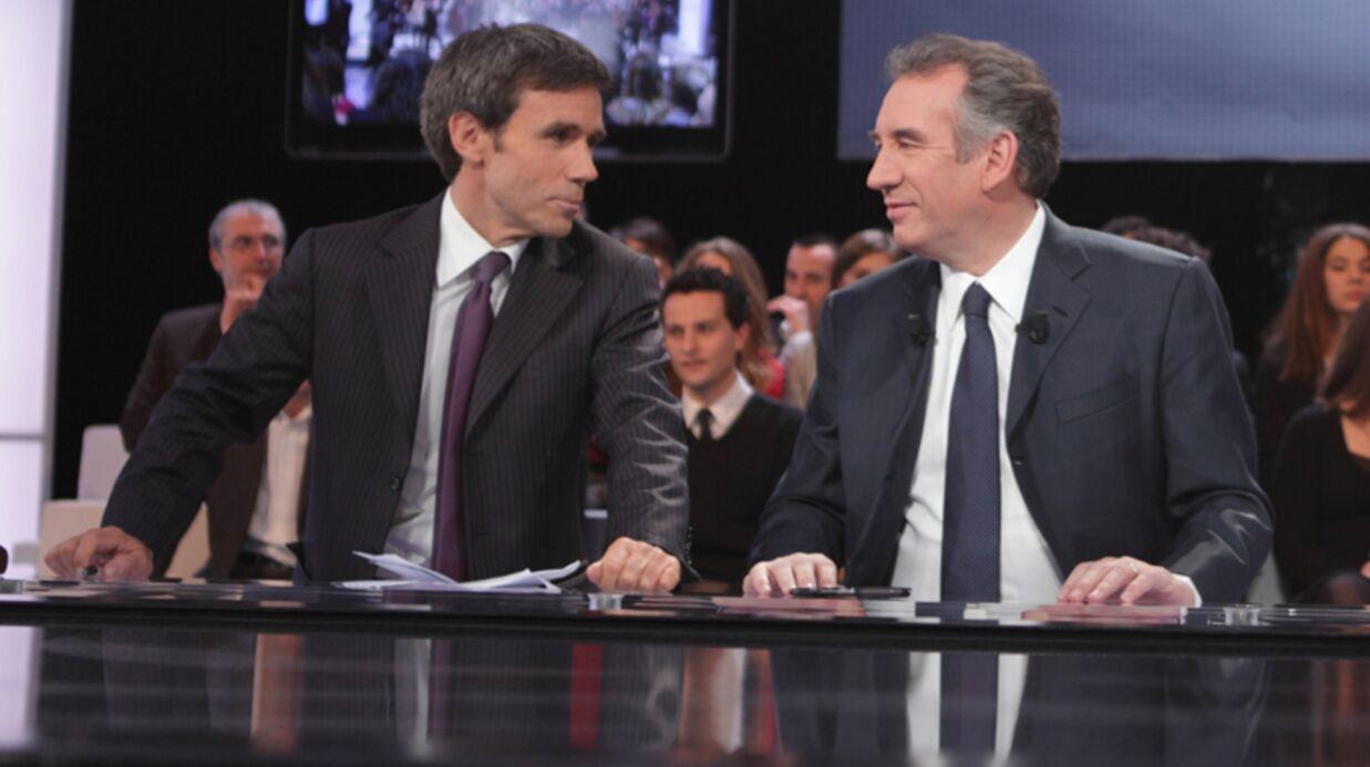David Pujadas défend Laurence Ferrari et tacle Laurent Delahousse
