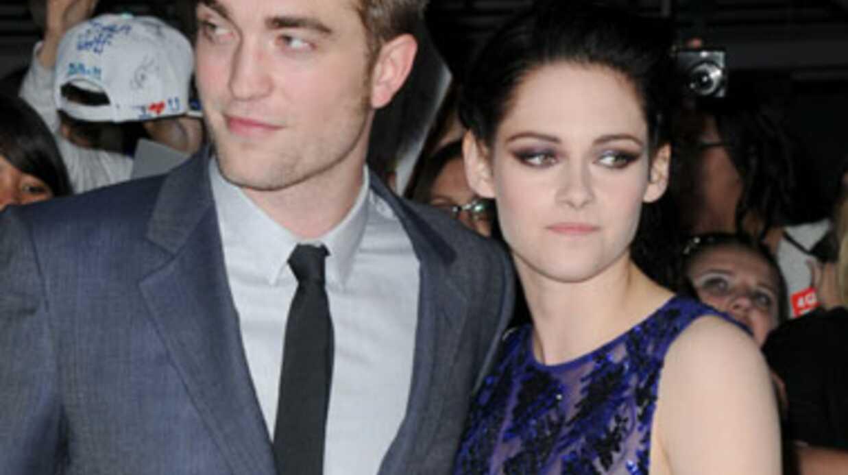 ENFIN! Kristen Stewart et Robert Pattinson s'embrassent à Cannes