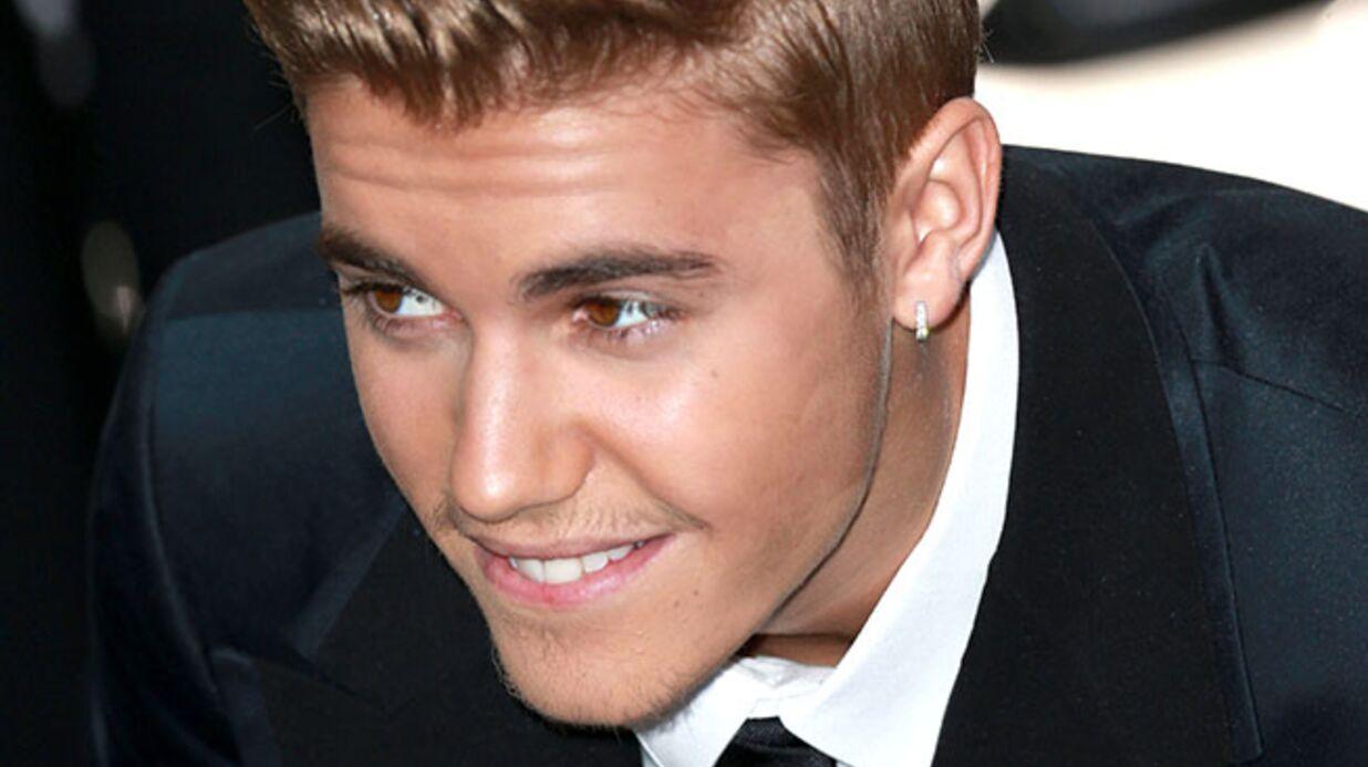 DIAPO Justin Bieber se laisse pousser la moustache (et il a encore du boulot)