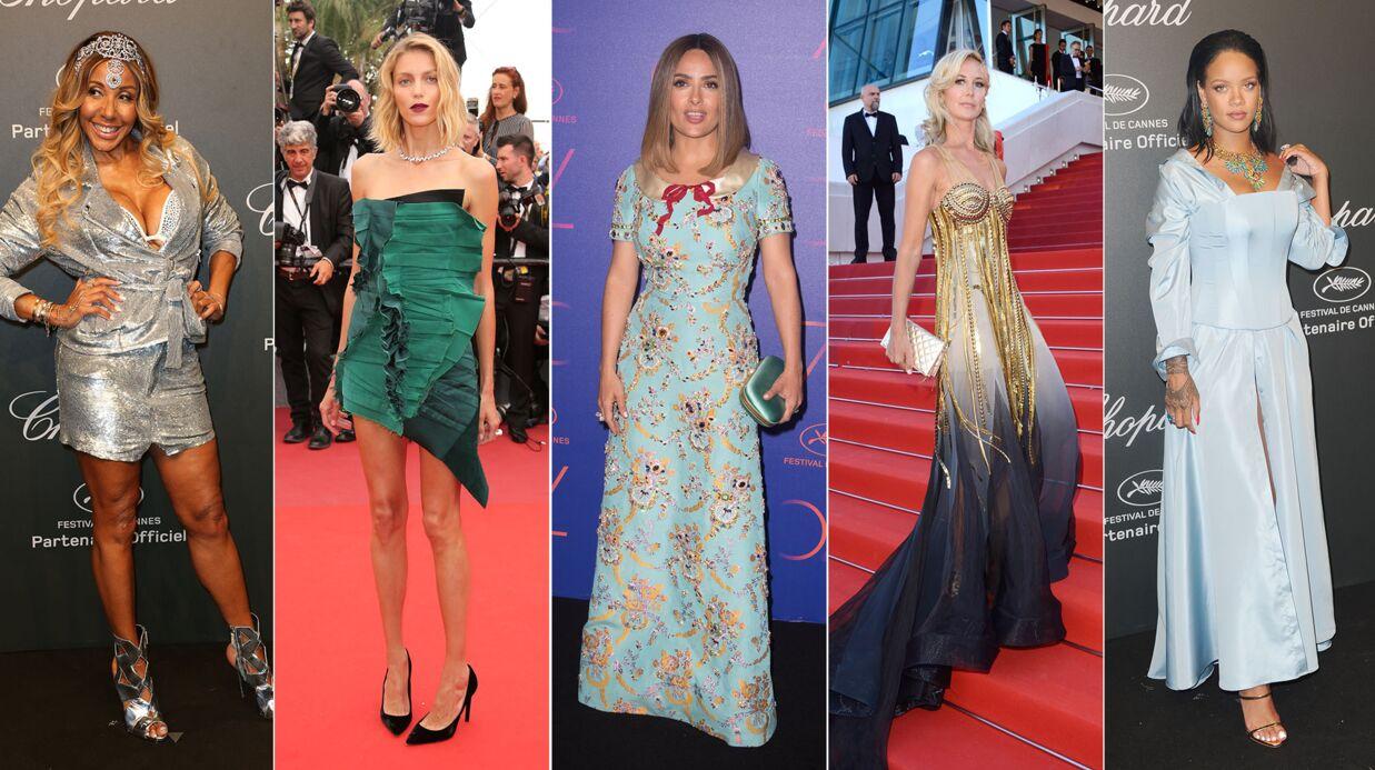 PHOTOS Les don'ts de la semaine: les pires looks de stars du Festival de Cannes 2017