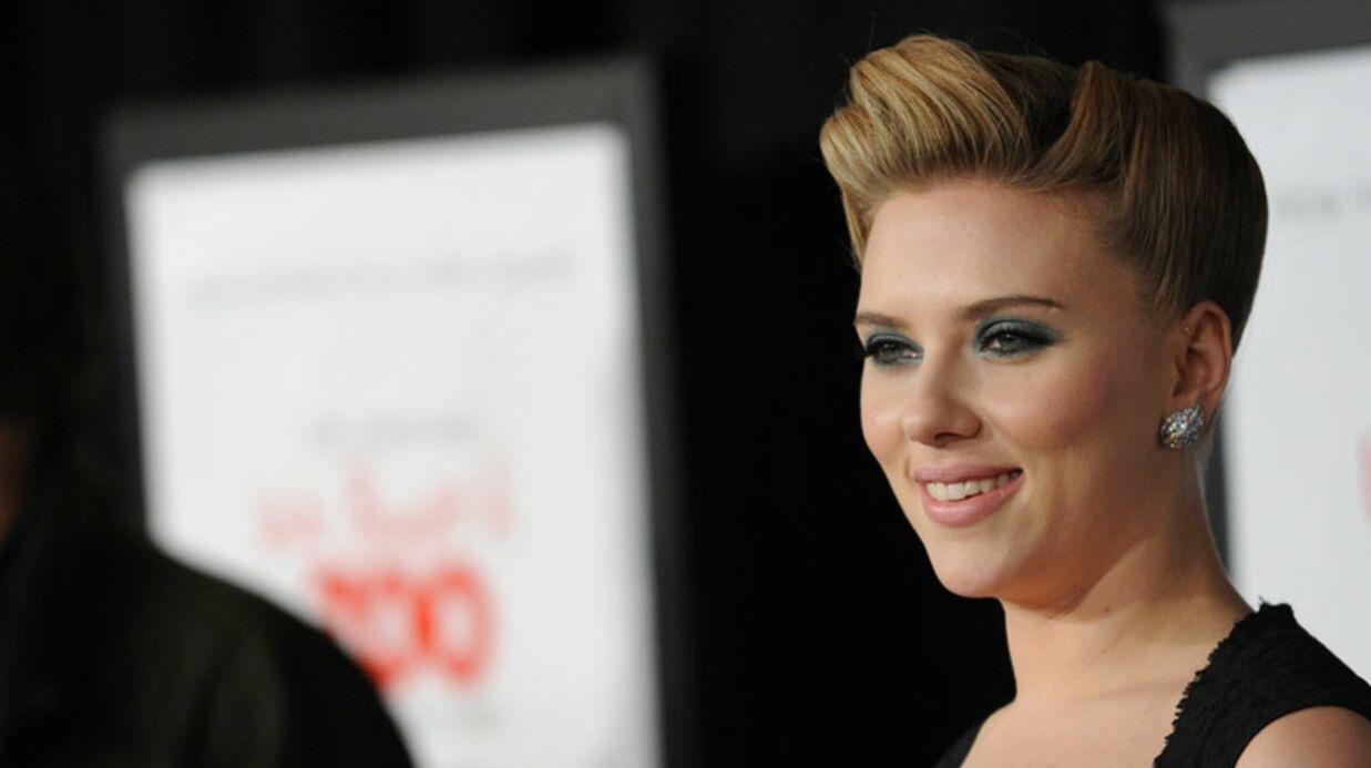 Scarlett Johansson: bientôt dans la peau de Marilyn?