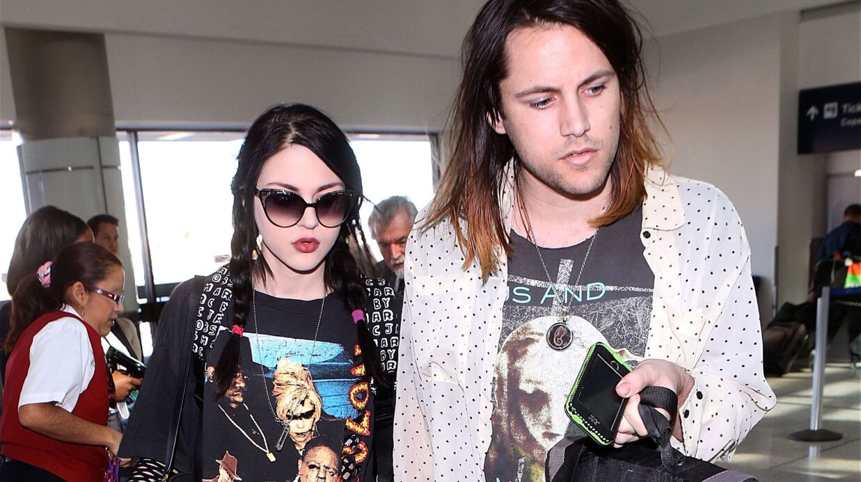 Frances Bean Cobain : à 23 ans, la fille de Court­ney Love divorce