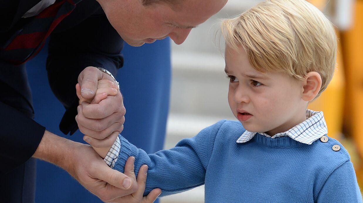Kate et William ont choisi l'école de George pour son entrée en maternelle: 5200 euros le trimestre