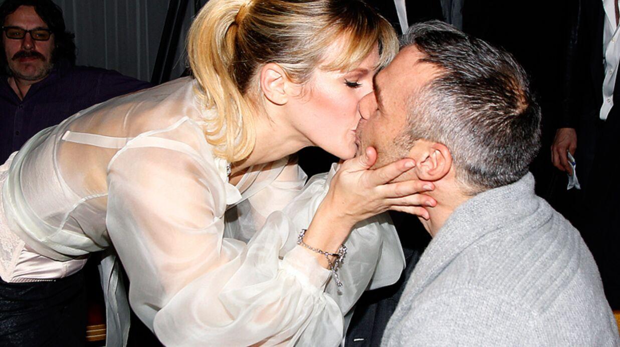 PHOTOS Les baisers volés de Lorie à Philippe au Queen