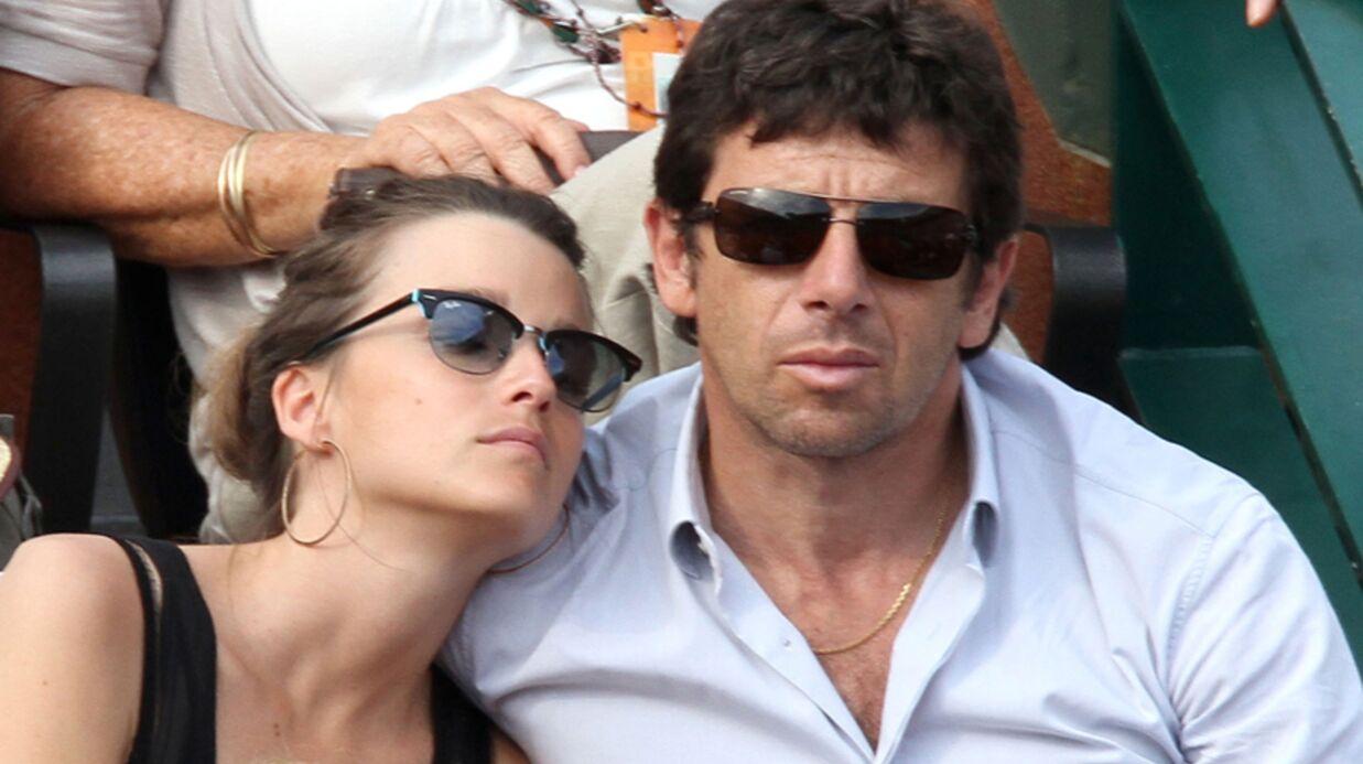 Patrick Bruel évoque ses relations avec son ex Amanda Sthers