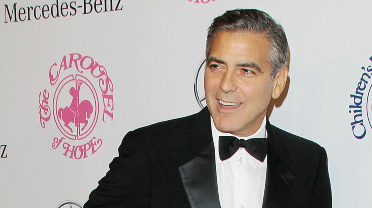 George Clooney: manager de Susan Boyle?