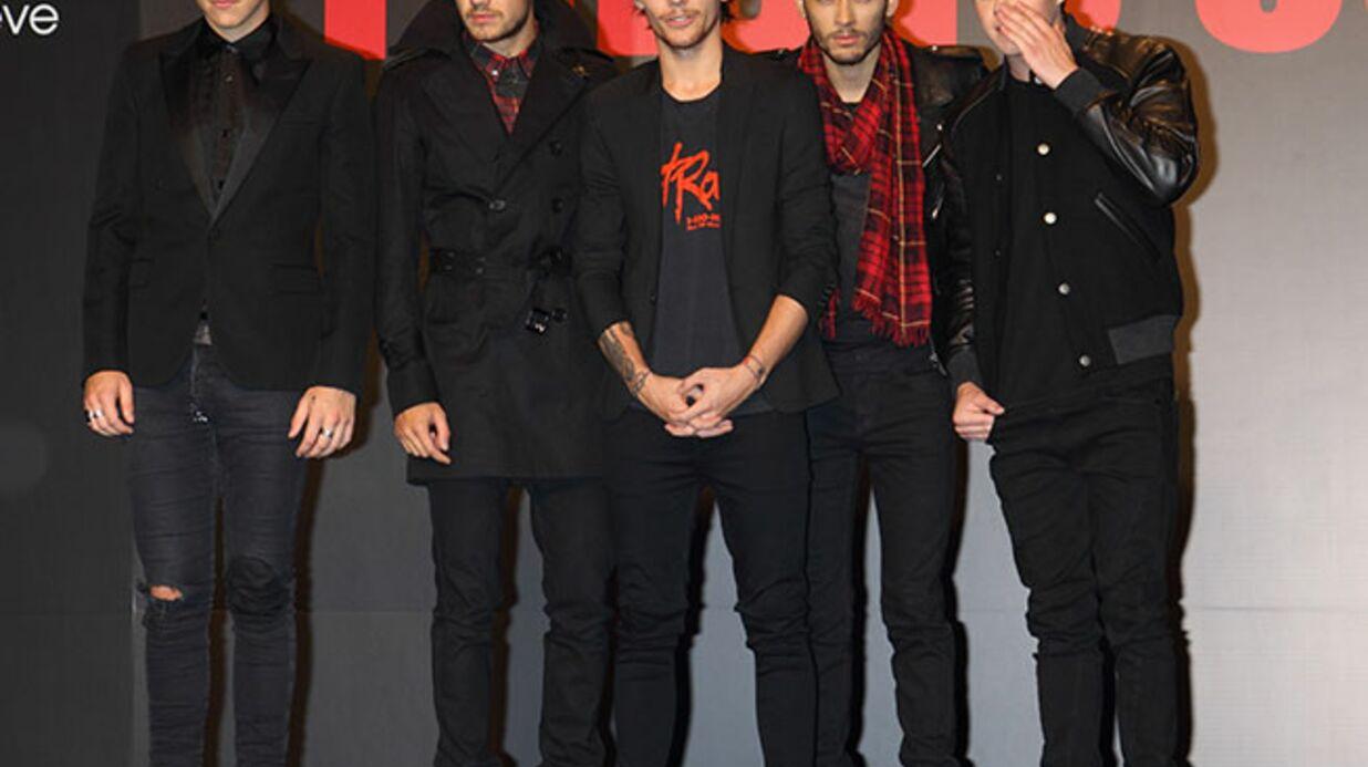 Zayn Malik des One Direction a fait le tatouage de trop
