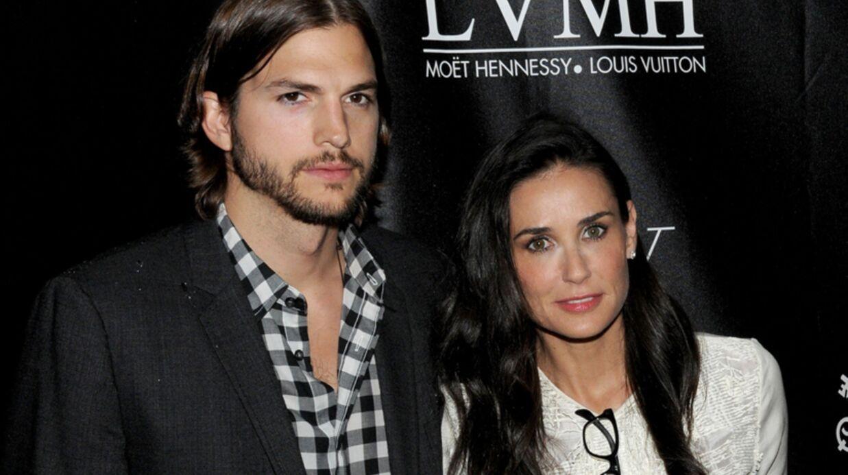 Demi Moore et Ashton Kutcher toujours ensemble