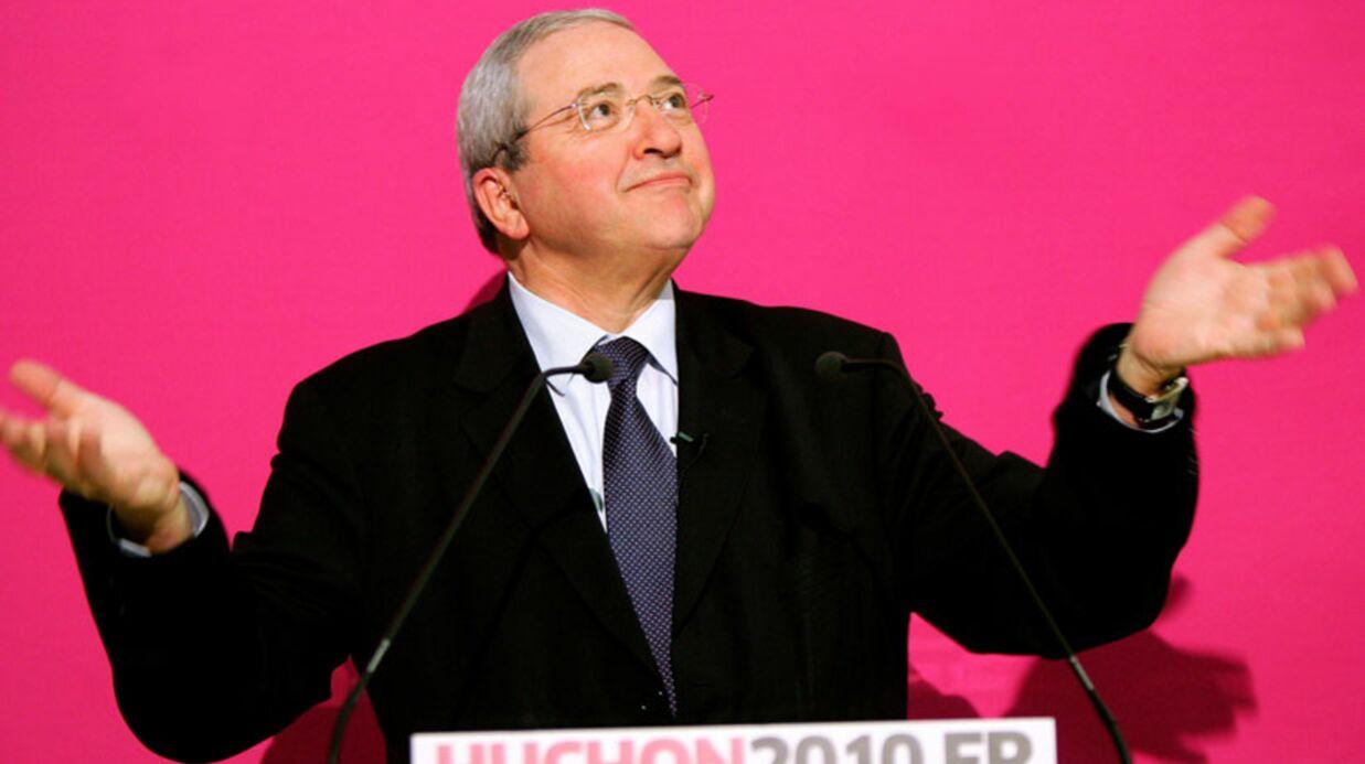 Jean-Paul Huchon: l'élu socialiste contrôlé à 171 km/h