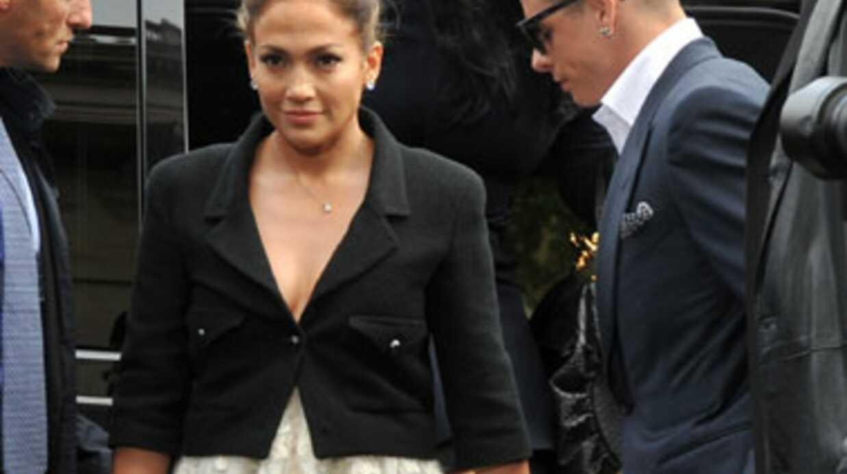 Jennifer Lopez a eu peur pour sa fille lors de leur voyage à Paris