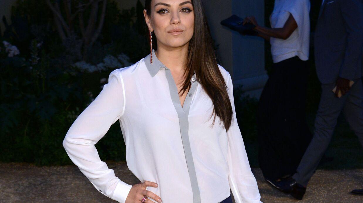 Mila Kunis prête à enterrer des cadavres pour sa fille