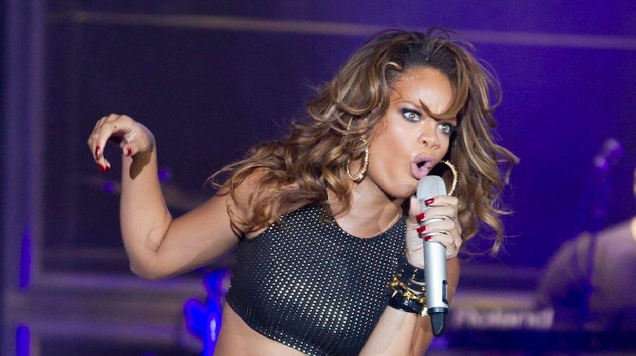 AUDIO Rihanna: son nouveau single «We found love» numéro 1