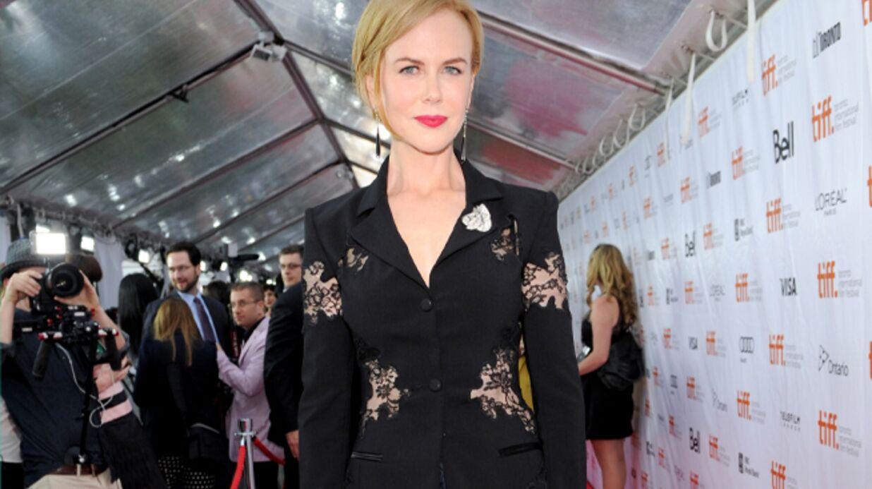Nicole Kidman privée d'Oscar pour Grace de Monaco