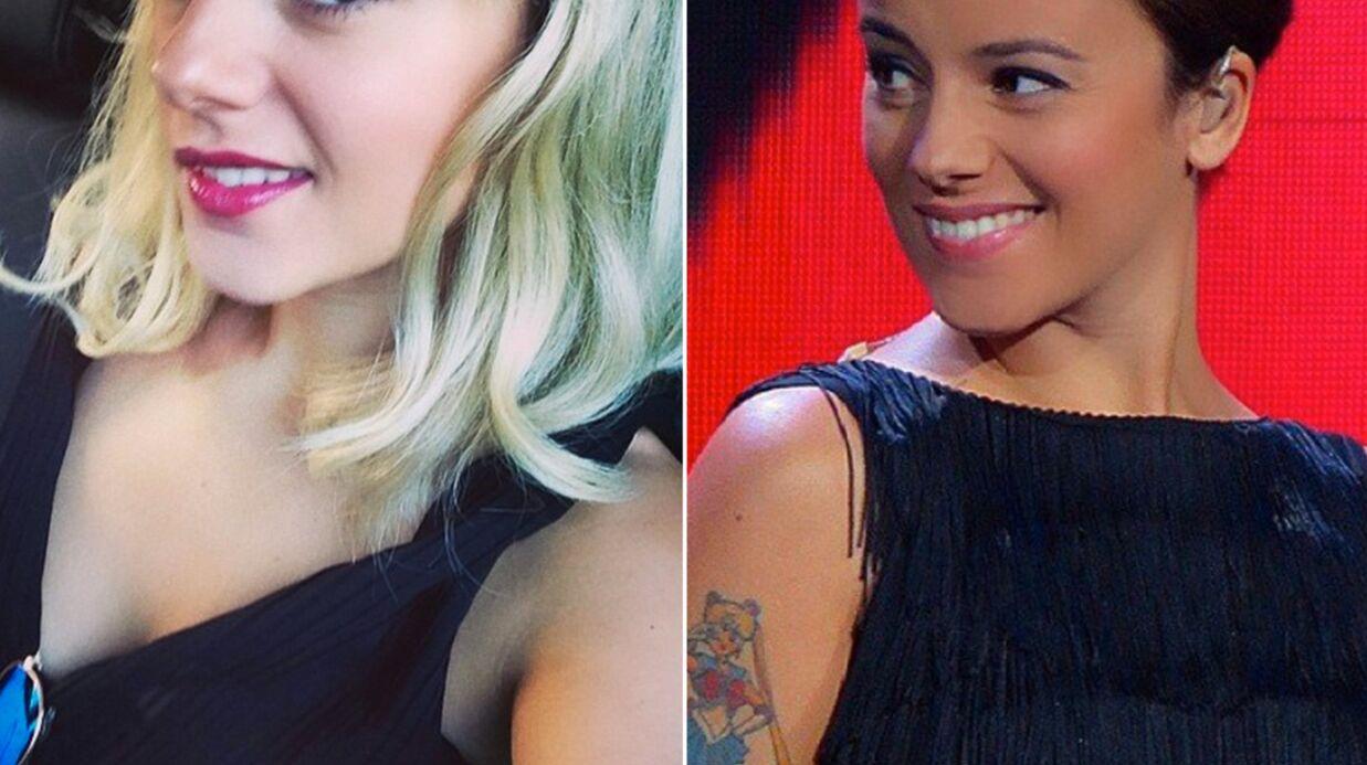 PHOTOS Après le flop de Blonde, Alizée redevient brune