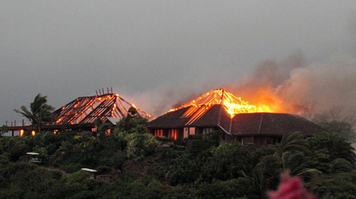 Kate Winslet revient sur l'incendie auquel elle a échappé