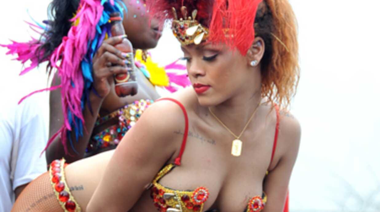 Rihanna: un magazine porno détient sa sextape