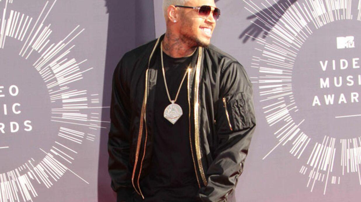 Chris Brown visé par des coups de feu dans une discothèque
